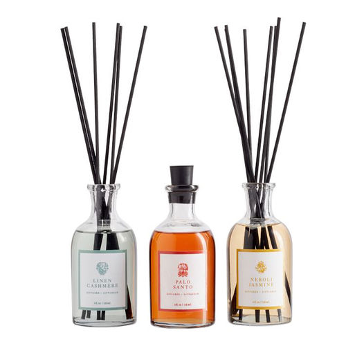 Wholesale Custom Hotel Black Aroma Reed Diffuser ThailandA29220-Export pass